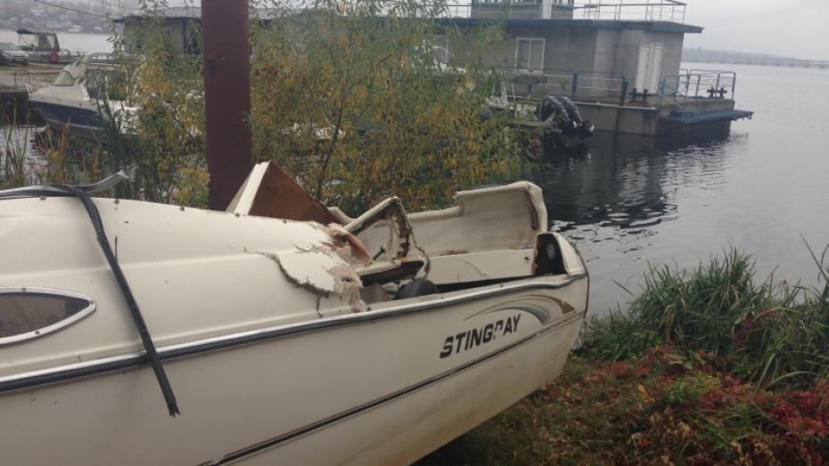 Одна из 5 пострадавших в аварии с катерами на Воронежском водохранилище отсудила 1,4 млн