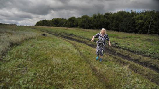 Заброшенные хутора: как пустеют воронежские деревни. Крамарев