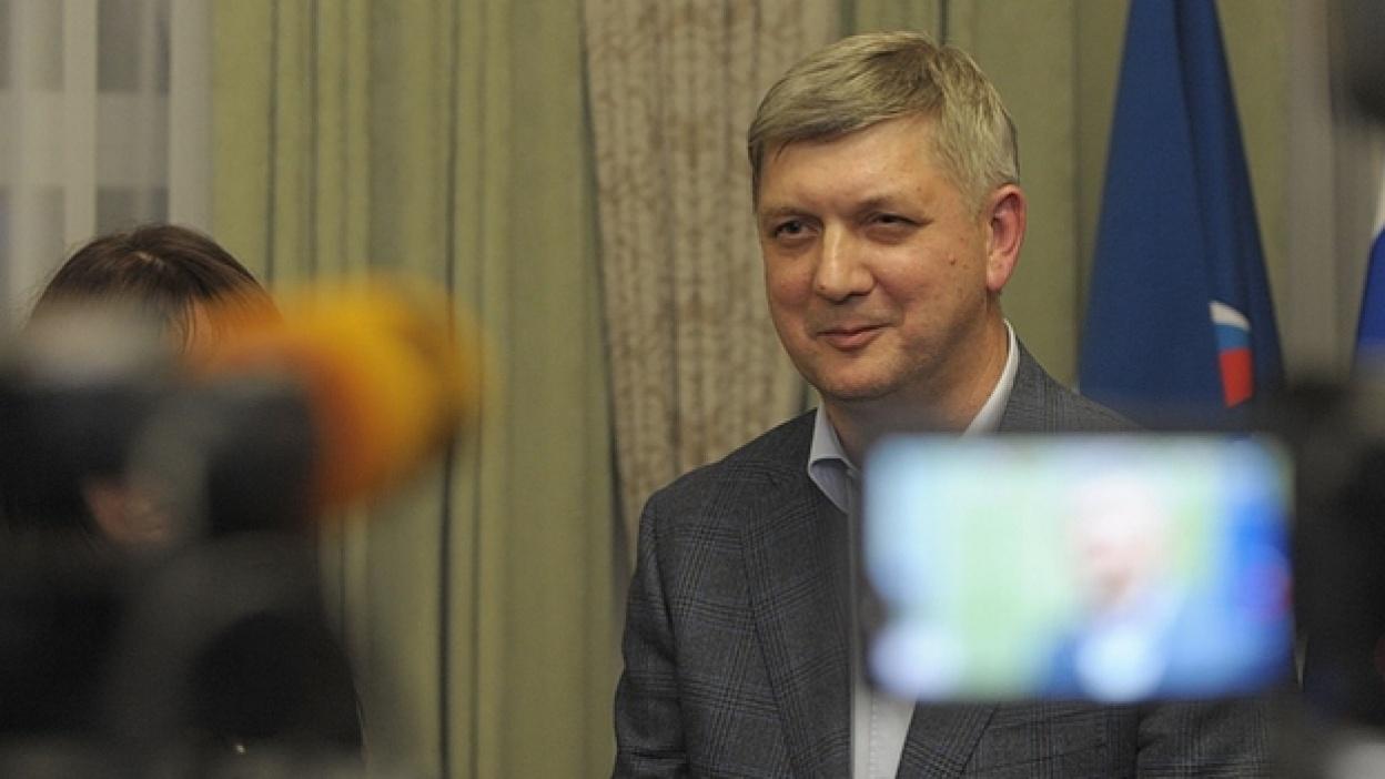 Мэр Воронежа удержался в тройке сентябрьского медиа-рейтинга глав столиц ЦФО