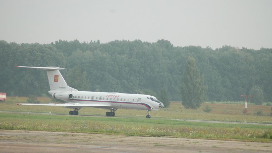 Авиарейсы из Белоруссии в Воронеж приостановили до 24 октября