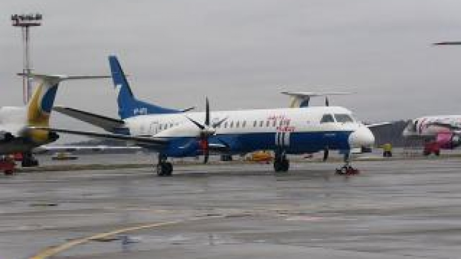 Из-за тумана приостановлена работа воронежского аэропорта