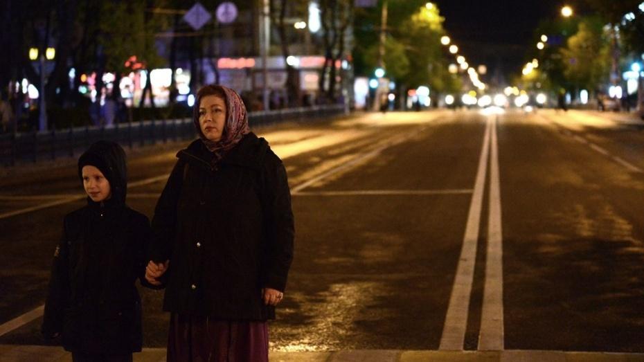 Власти Воронежа дополнительно перекроют две улицы из-за репетиции парада Победы