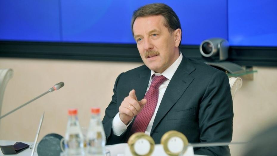 Экс-губернатор Воронежской области будет курировать нацпроект в сфере экологии