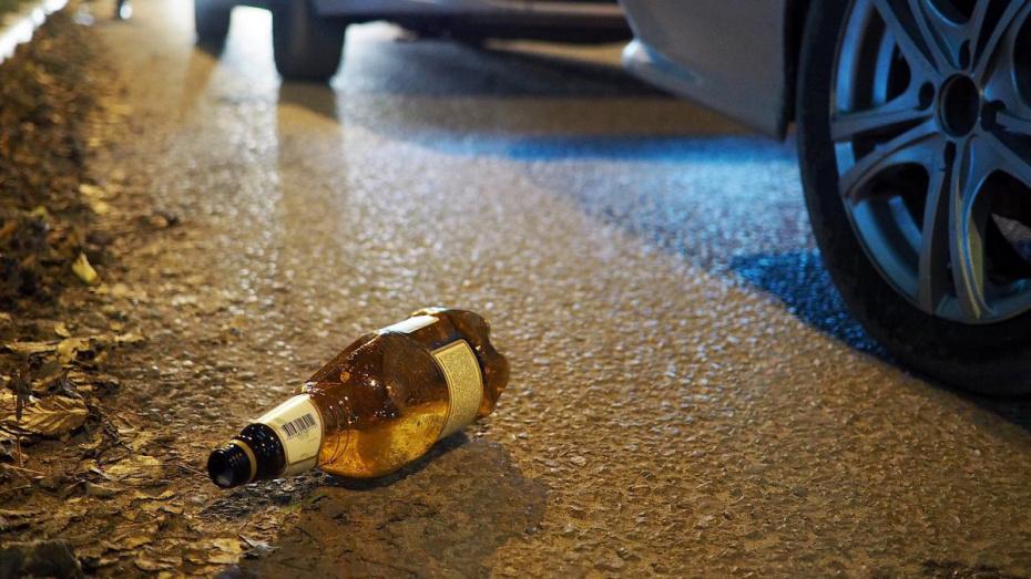 ДПС поймала 39 пьяных водителей в Воронеже в ночь на 25 мая