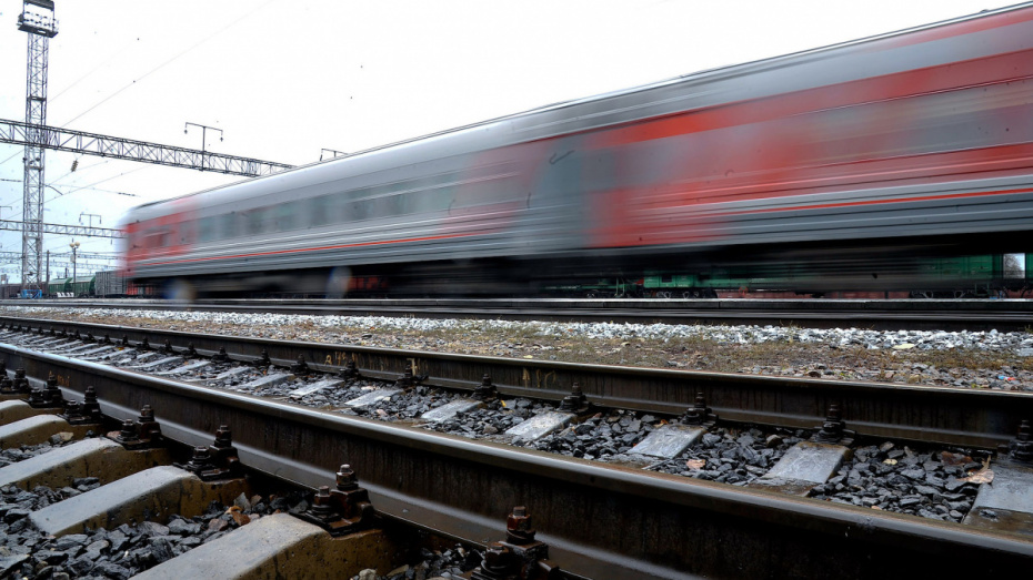 Стали известны подробности гибели человека на железной дороге в Воронеже