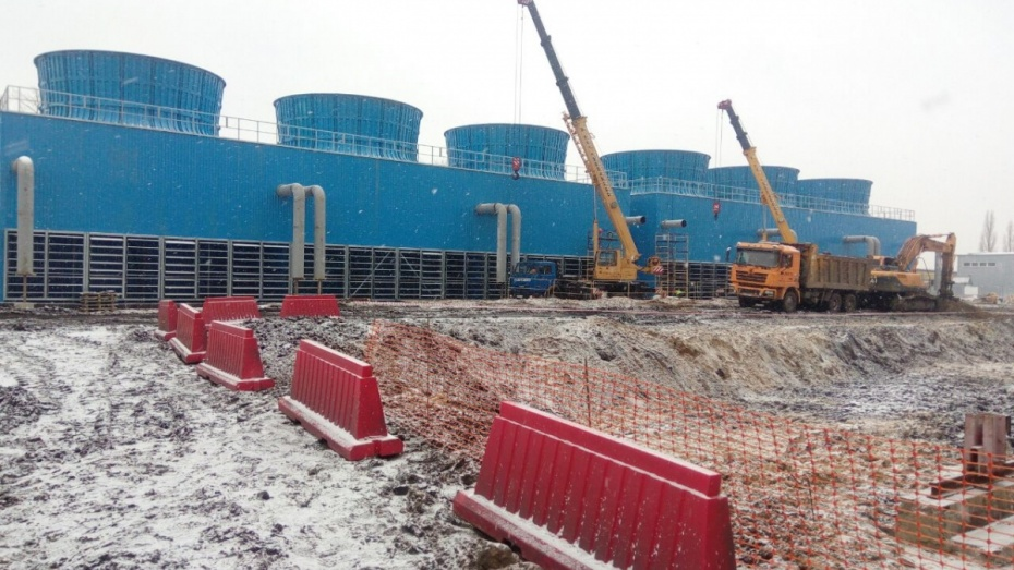 «Квадра» запустит парогазовую установку на Воронежской ТЭЦ в конце 2018 года