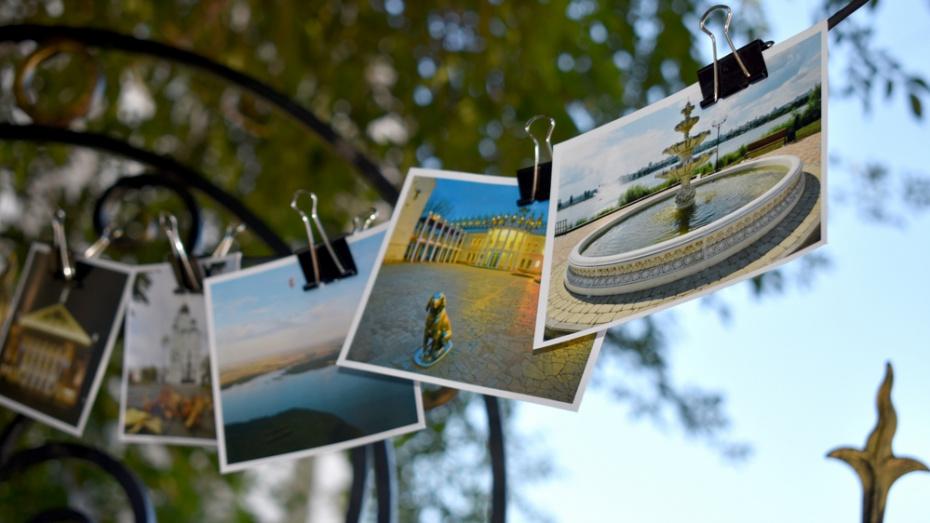 Жители Калача смогут обменяться фотографиями 25 августа