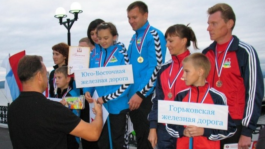 Поворинские железнодорожники признаны самыми быстрыми в России