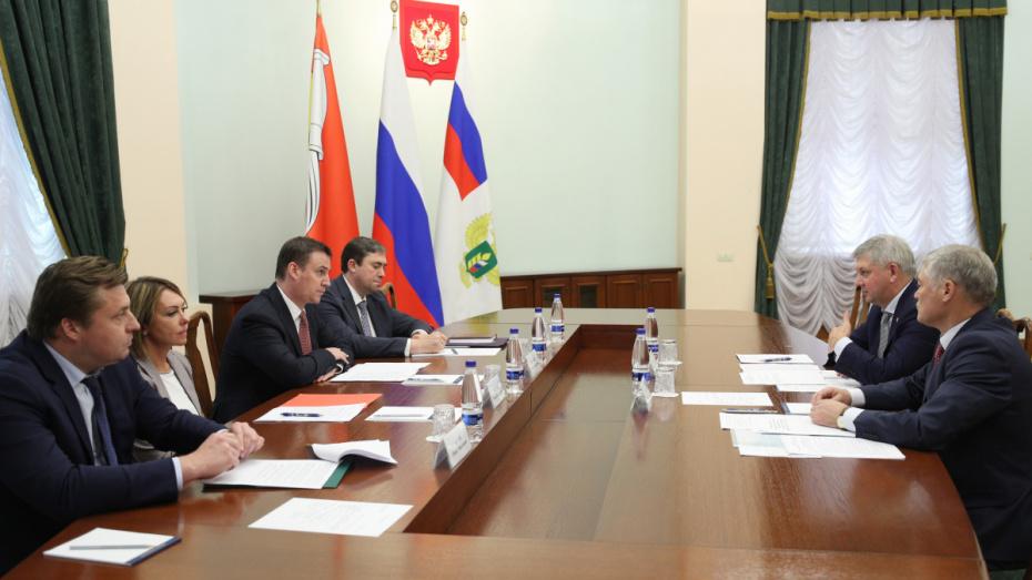 В Воронежской области запланировали создание кластера сельскохозяйственного машиностроения