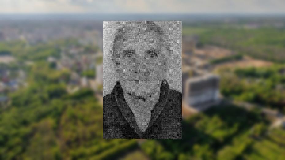 Полиция попросила помощи в поисках пропавшей жительницы Воронежской области