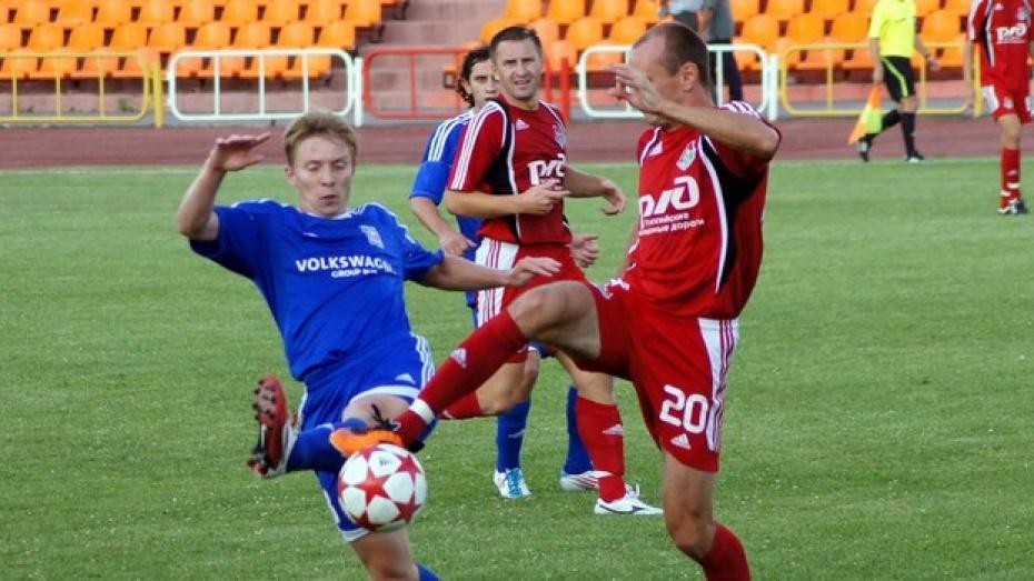 Лискинский «Локомотив» заявил «джокеров»