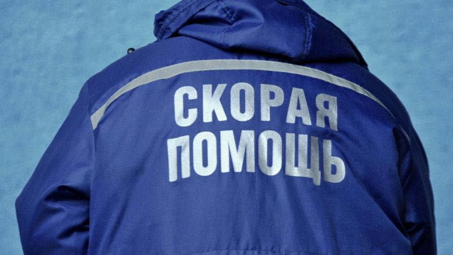 ВВоронежской области машина ДПС задавила лежавшего надороге мужчину