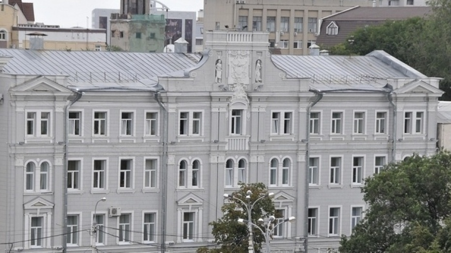 Горизбирком зарегистрировал кандидатов на пост мэра Воронежа от «Справедливой России» и «Партии налогоплательщиков»