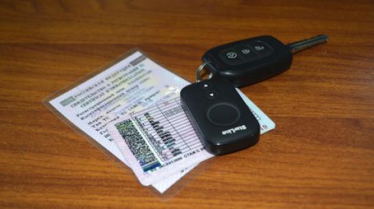 В Воробьевском районе водительских прав лишат 6 алкоголиков