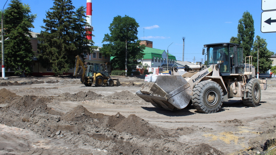 В Воронежской области во время строительных работ обнаружили части старинного храма