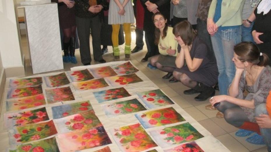 Немецкая художница Ангелика Кольбе проведет семинар в Воронеже