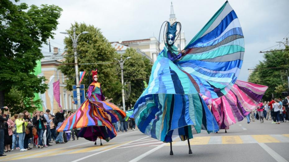 Центр Воронежа перекроют 12 июня в связи с проведением Платоновского фестиваля