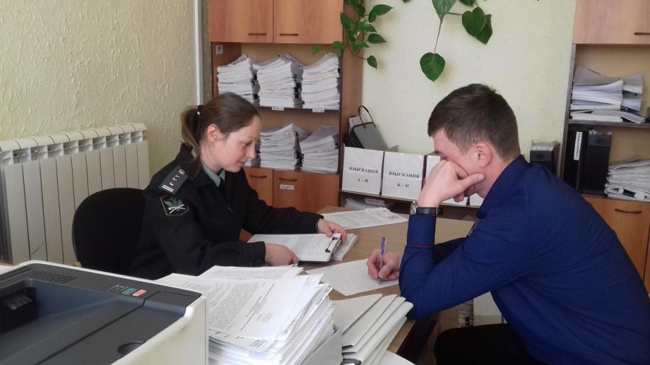 В Воронежской области пассажира лишили водительских прав за оскорбление инспектора ДПС