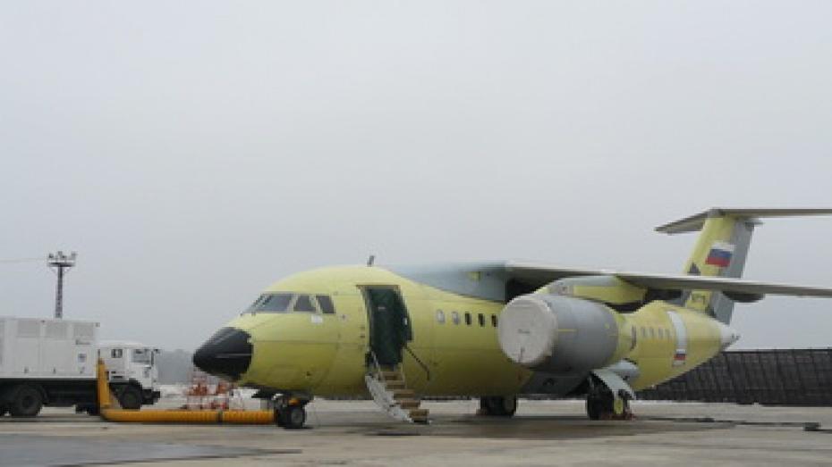 На ВАСО испытали самолет Ан-148 для МЧС России
