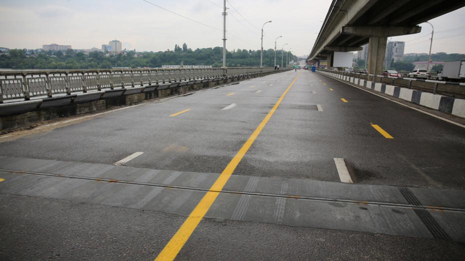 Движение по Северному мосту в Воронеже переключат в ночь на 26 июля