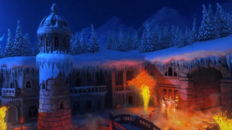Воронежские аниматоры изWizart представили трейлер «Снежной королевы 3»