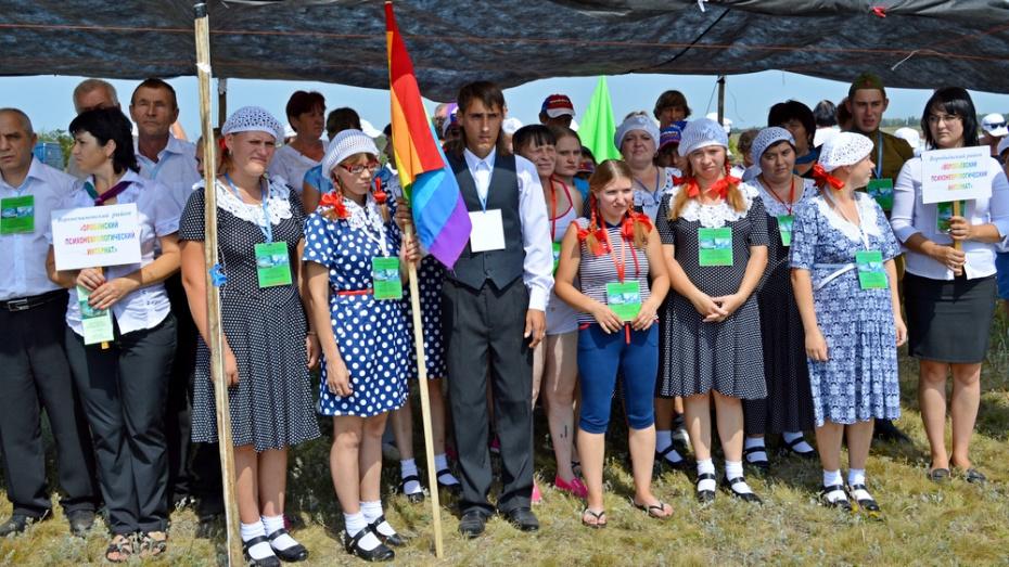 В Воронежской области пройдет фестиваль для инвалидов «Радуга жизни»