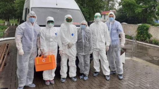 В Ольховатском районе выявили вспышку коронавируса