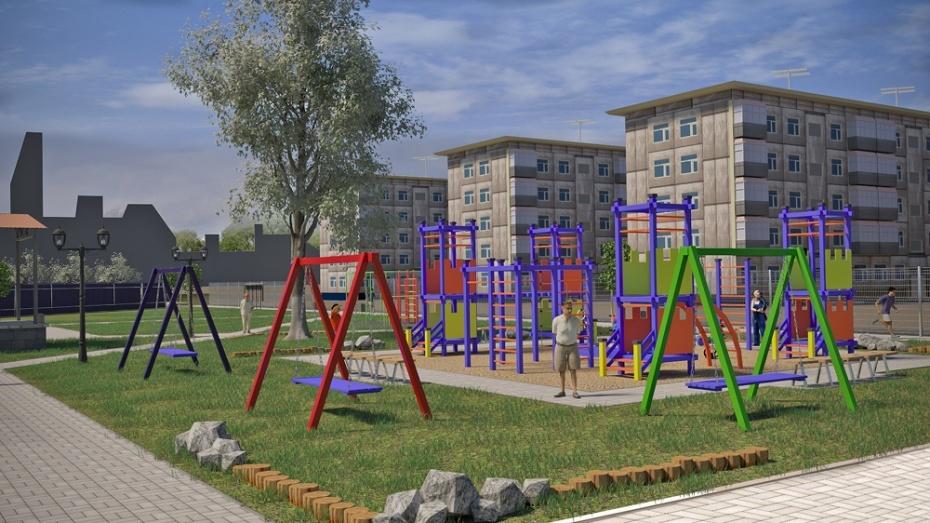 ВВоронеже в основном районе появится новый сквер