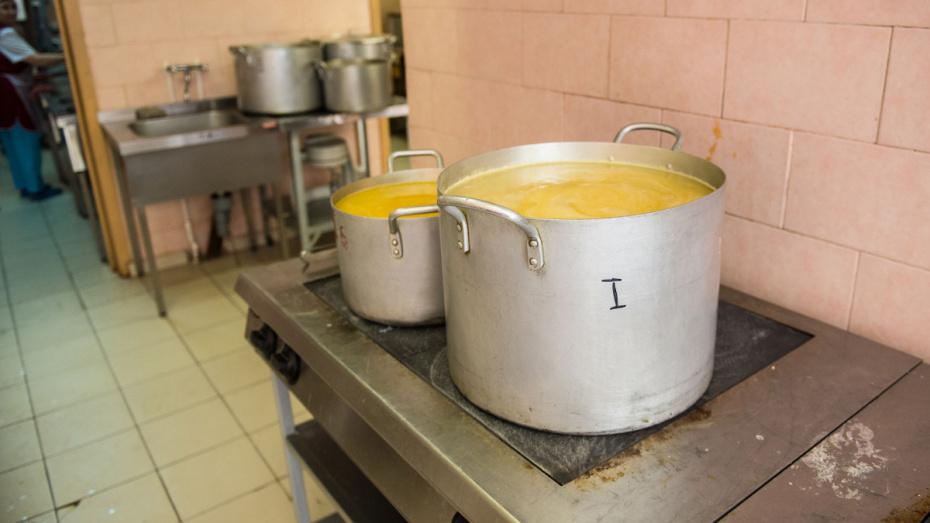 Воронежское УФАС возбудило дело в отношении поставщика школьного питания