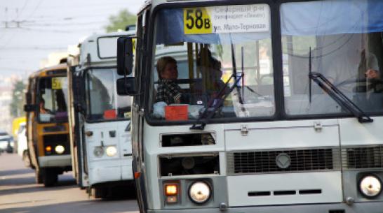 В Воронеже с 10 августа изменят маршруты 2 автобуса