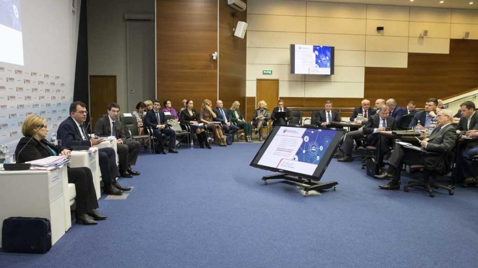 Глава Воронежской области поучаствовал в обсуждении нацпроекта «Здравоохранение» в Москве
