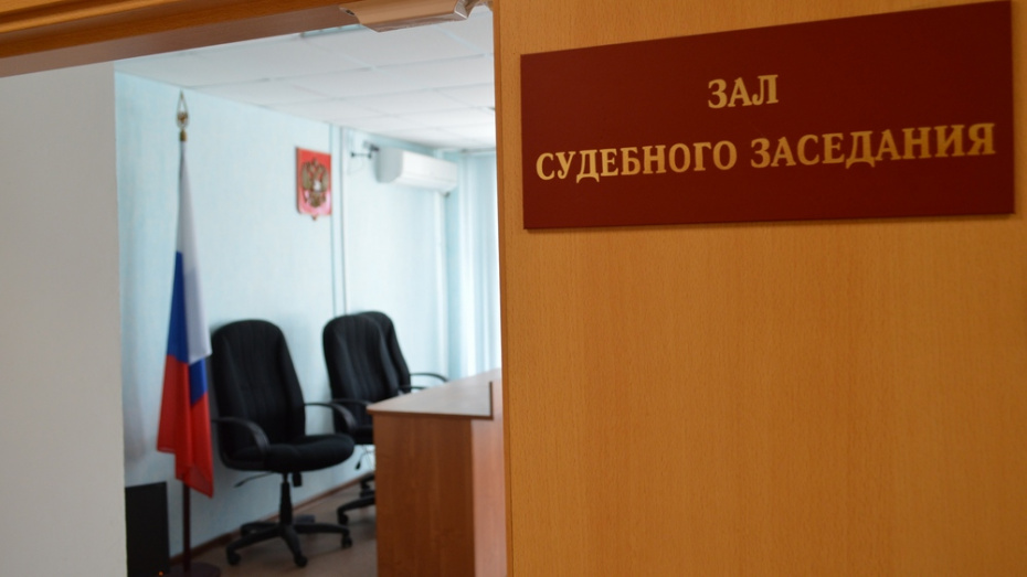 В Павловске виновник смертельного ДТП получил 2 года колонии