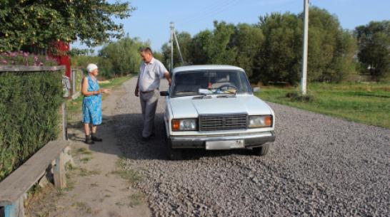 На ремонт уличных дорог в Терновке потратили около 9,7 млн рублей