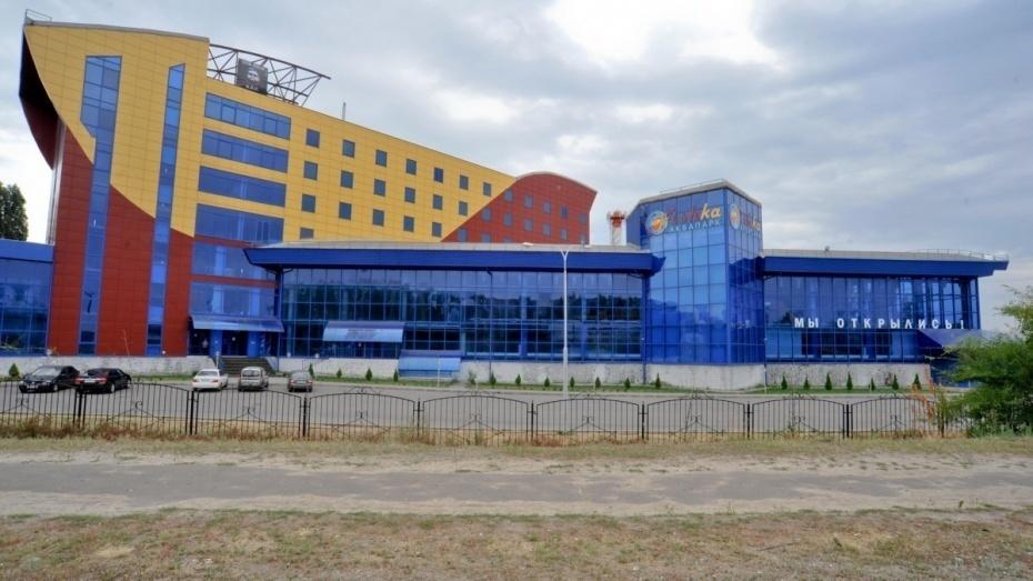Обанкротившийся воронежский аквапарк подешевел до 300 млн рублей