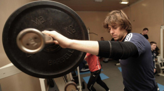 В Богучаре Воронежской области создадут Центр тяжелой атлетики