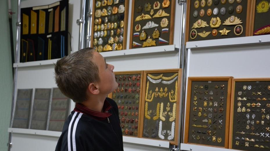 В Кантемировке прошла «Ночь музеев-2015»