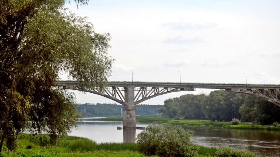 В Верхнем Мамоне мост через реку Дон закроют на ремонт с 1 ноября