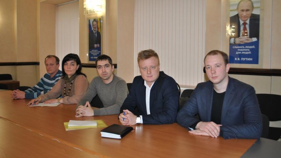 Воронежские единороссы подготовились к дебатам
