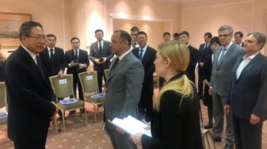 Завод в Воронеже получит до 500 млн рублей на проект с китайцами