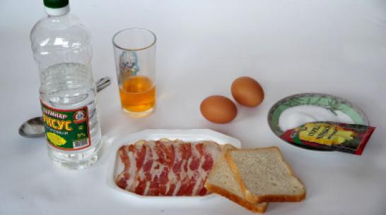В Воронежской области 4-летний ребенок выпил уксус