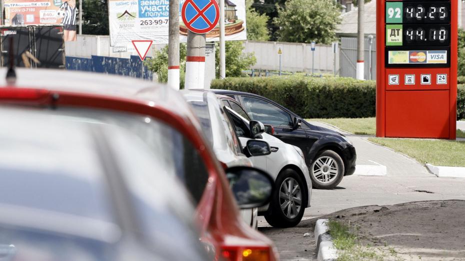 Воронежская область заняла 51-е место среди регионов России по доступности бензина