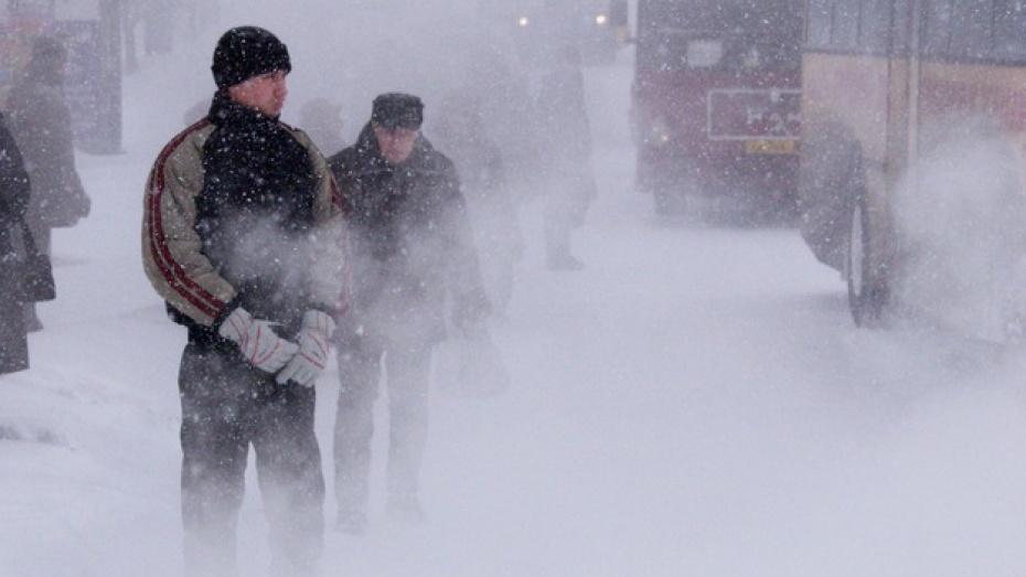 В крещенскую ночь в Воронеже резко похолодает