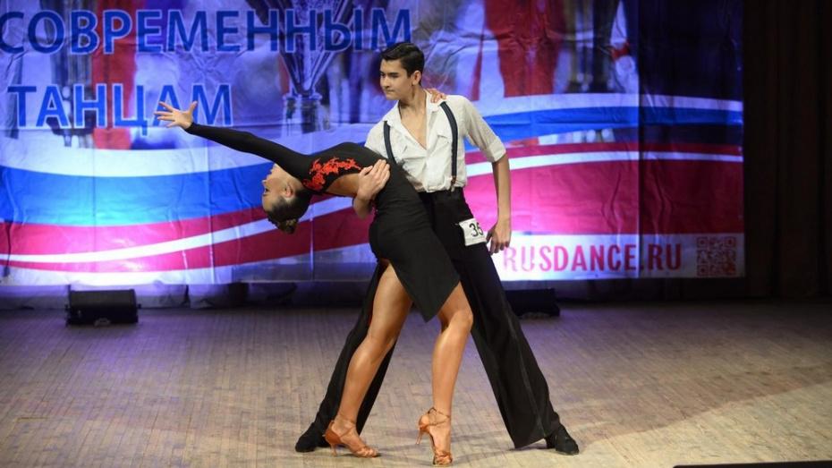 Панинец победил на чемпионате России по танцам