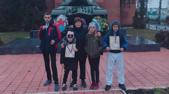 Верхнехавские каратисты стали серебряными призерами открытого первенства в Липецкой области