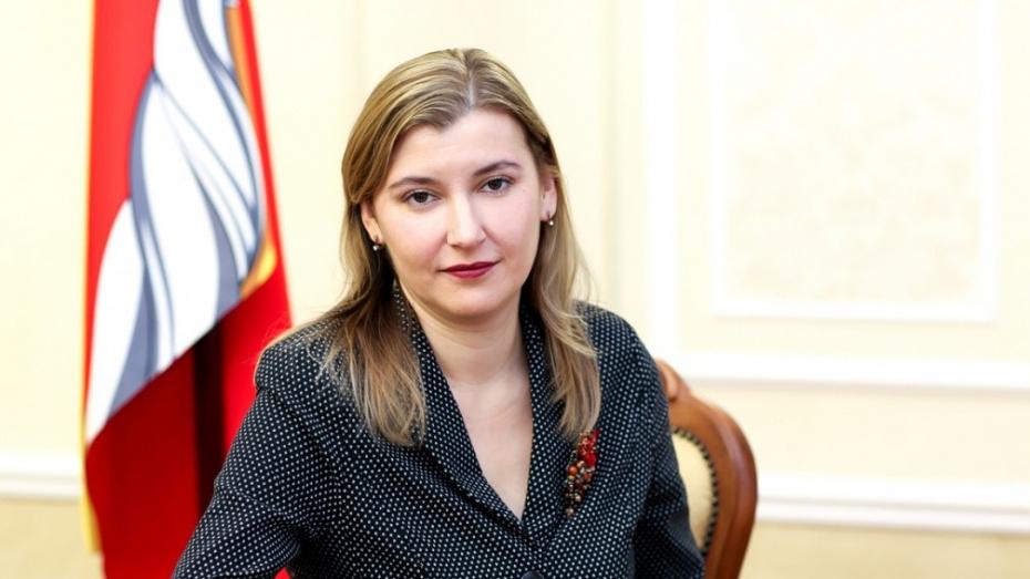 Бывшая глава областного департамента ЖКХ перешла в мэрию Воронежа