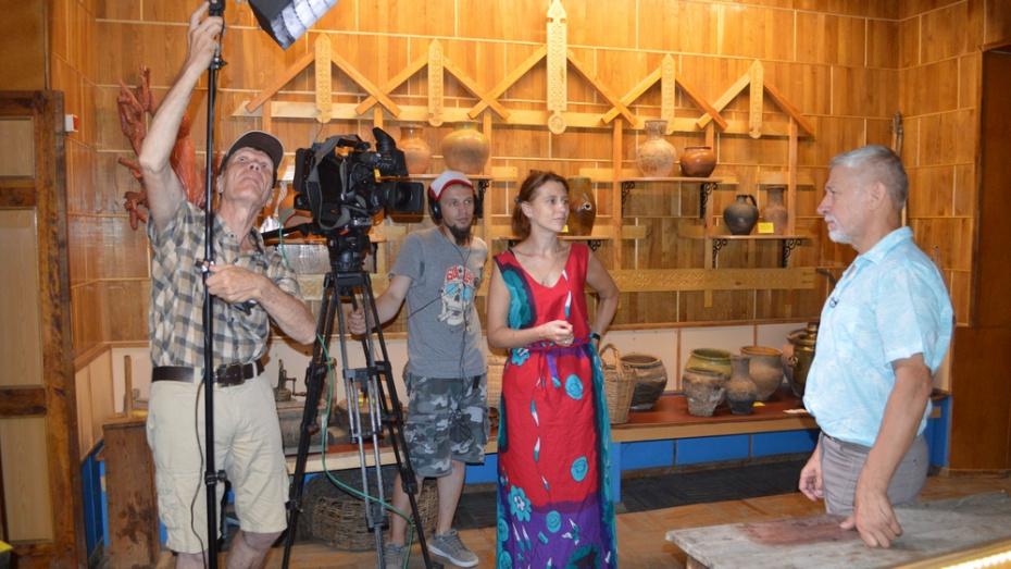 В Репьевке группа телеканала «Культура» снимет передачу для цикла «Письма из провинции»