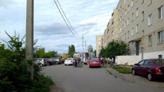 В Борисоглебске из окна дома выпал 4-летний ребенок