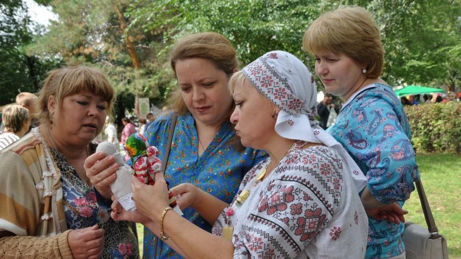 В Павловске впервые пройдет фестиваль народного творчества «Донская сладуника»