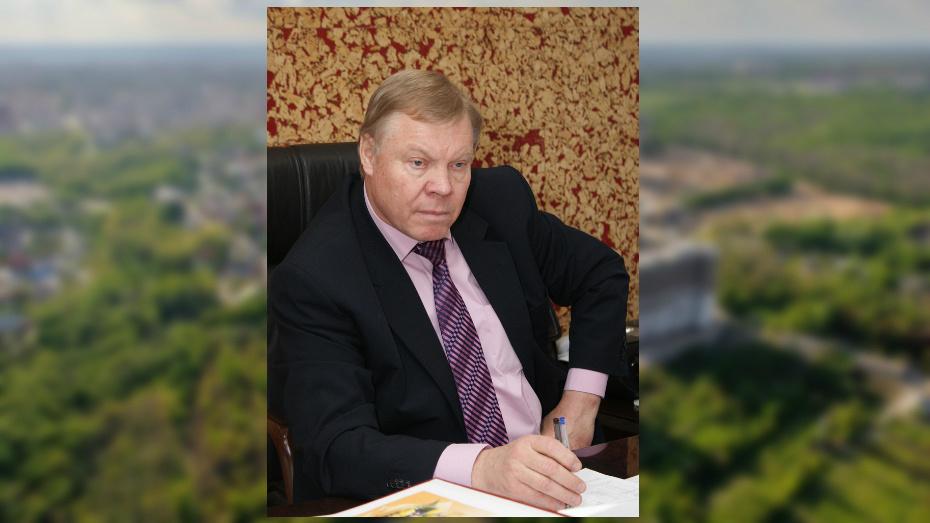 В Воронеже сменят главу управы Советского района