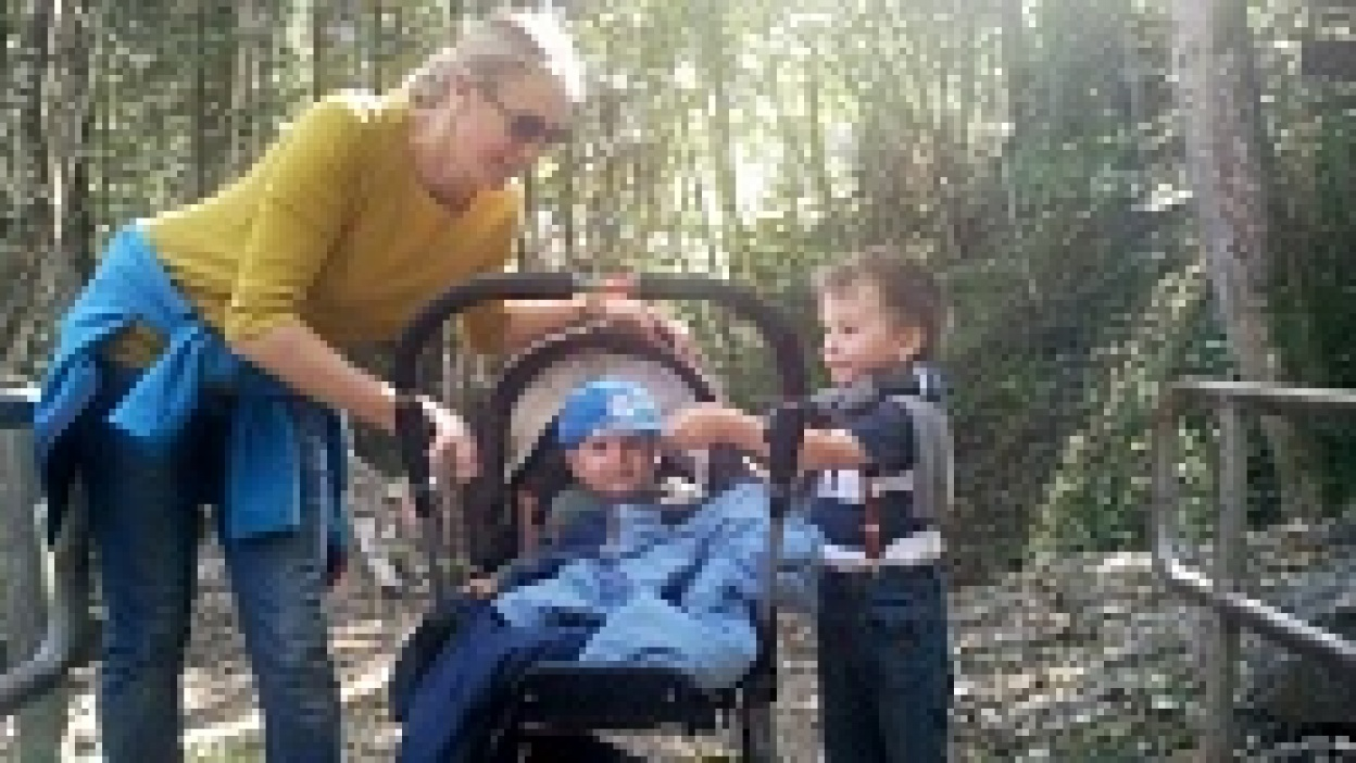 Мать объявленных в Воронеже в розыск мальчиков: «Не понимаю, почему муж отнял сыновей»